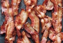 Bacon Love / I love bacon. A lot. Really really a lot.