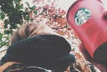 Holiday / When the windows start to frost, and the cups turn red. It's time to prepare, for celebrations ahead! / by Starbucks