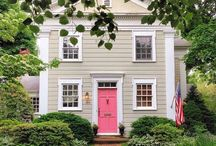 Traditional Home Style / The style that comes straight out of the Hamptons with a modern twist