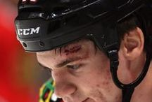 Andrew Shaw / My new love on the Blackhawks