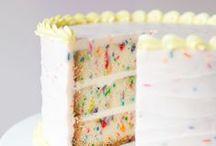 bake a cake.