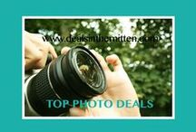 Photo Deals / Find the best current deals on photo books, photo prints and more!