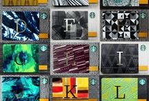 Starbucks Card / Pocket-sized works of art inviting you to join our loyalty program!
