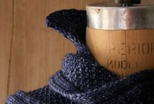 keep you in stiches / Knit and crochet projects I'd love to make. / by Jenny Fraker