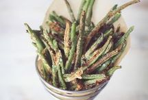 | veg / Sides and all-veggie dishes / by Kelsey Vint