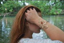 Bracelets (Atelier des elfes) / ambreagorn.free.fr