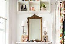 • interior design • mirrors •