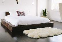 Bedroom Inspiration / by Lindsay Rickerd