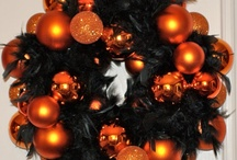 Halloween - Decor/Crafts / by Kelly Worthington-Hardy