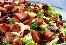 Food - Salads / by Kelly Worthington-Hardy