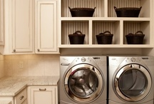 Dream Home - Laundry Rooms / by Kelly Worthington-Hardy