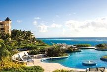 Barbados Hotels, Apartments and Accommodation / We have outlined what each of these types of accommodation can offer you from basic economy options through to the super luxurious, so that you can decide which would be best for you and your family. / by Totally Barbados