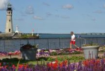 Buffalo NY area / Everything to do with Western New York: architecture, events, gardening, sports and more.