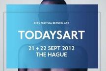 TodaysArt 2012 / by TodaysArt NL