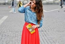 Real Way: Red Carpet & Street Style!!! / by Amena@Fashionopolis