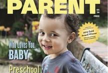 Memphis PARENT Issues / by Memphis Parent Magazine