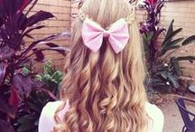 Hairstyles(: / by Caihley Heinen