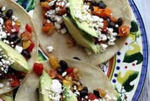 Cinco de Mayo Celebration! / Celebrate Cinco de Mayo with these healthy Mexican-themed dishes and recipes!