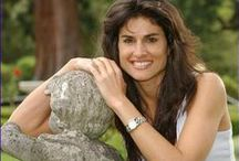 Gabriela Sabatini (Gaby) / A board for the talented, stunning and gorgeous former tennis player from Argentina / by Bcn
