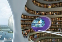 Library of the Future / Library of the future ideas....