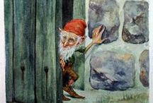 No place Like Gnome / Redcaps and many other kinds of special beings live here.  / by Lilah Dahl