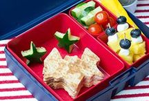 Power Your Lunchbox / Nothing's worse than packing the same meal every day. Freshen up your lunchbox with these great, healthy ideas. #poweryourlunchbox / by Produce for Kids