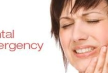 Emergency Dentists / We provide 24 hour emergency services for people in pain from tooth causes.