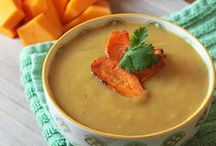 Fall Flavors / Every season has it's flavors, and fall has some of the best! When you try these recipes, you'll know you're using fresh, tasty ingredients like butternut squash, apples or Brussels sprouts! / by Produce for Kids