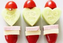 Heart Healthy Valentine's Day / Dump the candy and cupcakes for these #healthy Valentine's Day alternatives!