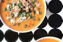 Soups, broths and chowders