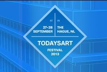 TodaysArt 2013 / by TodaysArt Festival