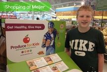 Blogger Love / Bloggers share their love of Produce for Kids. Check out their great posts! / by Produce for Kids