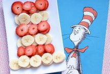 Happy Birthday Dr. Seuss! / by Produce for Kids