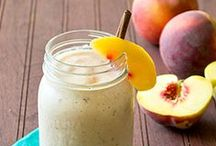 Smoothies! / Smoothies are a great grab-n-go breakfast or snack and perfect for sneaking in extra veggies. Check out these yummy recipes! / by Produce for Kids
