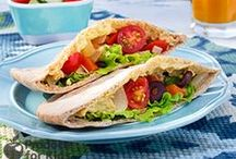 Vegan Recipes / A board full of healthy & delicious #vegan #recipes & ideas!