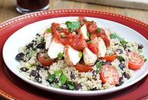 On Trend: Quinoa Recipes / Looking for new, creative ways to add quinoa to meals? We've got you covered!