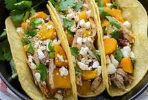 Taco Tuesday / Healthy tacos, fajitas, burritos & more for #TacoTuesday! / by Produce for Kids