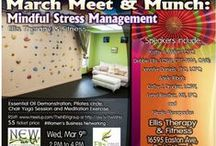 """Our """"NEW"""" UPCOMING Events / See the Events Coming Soon!"""
