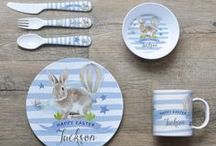 Easter Edit / Our Personalised range of Kids Easter keepsakes & gifts!