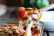 Vegetarian Recipes / Vegetarian recipes heavily featuring avocado, feta cheese and tomatoes