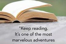 For Reading / by Kari Burns