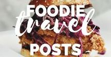 Food Travel Posts / Food Travel Posts for all the foodie travel inspiration you'll need. I love food, especially trying things from all over the world; expect posts like The Best Places to Eat in Amsterdam, Brooklyn, Edinburgh, San Francisco, Naples, Tokyo, Lisbon, Pai, Bali and more.