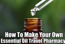 Herbal and Essential oil rememdies / by Carol Essex-Whitt