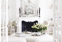 BEAUTIFUL LIVING ROOMS / by Annette Figueroa