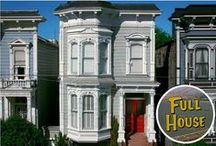 Houses Onscreen / Tracking down the houses that have appeared in our favorite films and television shows!