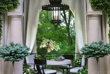 OUTDOOR AREAS / by Annette Figueroa