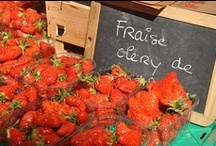 Food in France / Eating in France - Photos & Links to tips and information about the food in France