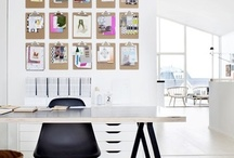 Lovely Work Spaces / by Lindsey Kath / Branch + Cotton