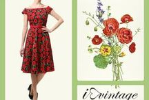 ilovevintage collections / the best vintage & vintage inspired