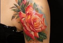 Tattoos / by Christie Padova